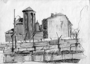 Mauer 1985 I