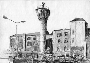 Mauer 1985 II
